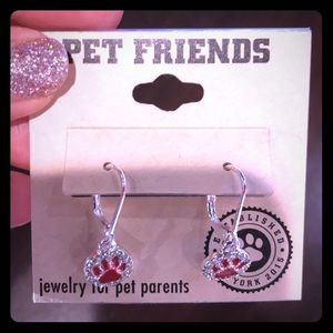 Pet Friends earrings